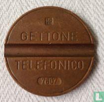 Gettone Telefonico 7607 (IPM)