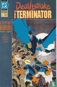 Deathstroke: The Terminator 7