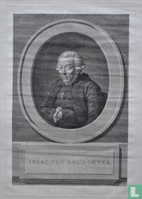 ISAAC VAN GOUDOEVER.