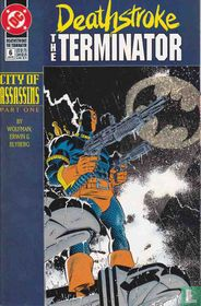 Deathstroke: The Terminator 6