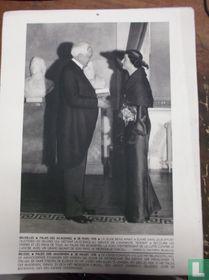 Brussel - paleis der akademiën - 28 maart 1935