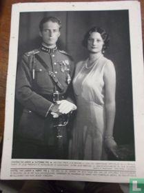 Kasteel van Laeken - herfst 1932