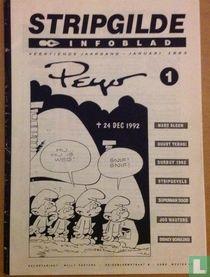 Stripgilde Infoblad / januari 1993