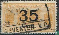 Eisenbahn-marke (12:11½ Verzahnung)