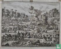 Egiptenland met een sware Vermenging van Ongedierte geplaagd; blyven de wooningen Israëls tot overtuiging van de Faro, door uit-zondering verschoond.