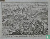 Defaite de l'Armée des Hollandois Sur la Digue de Covenstein