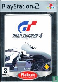 Gran Turismo 4 (platinum)
