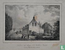 Tombeau du Major Ed. Stables, à Waterloo. // Tomb of Major Ed. Stables, at Waterloo.