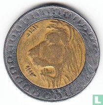 Algerije 20 dinars 1996 (jaar 1416)
