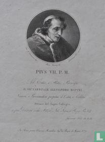 PIUS VII. P.M. (...)