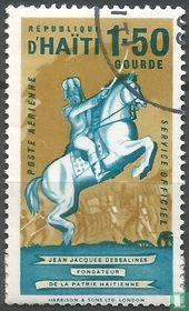 Standbeeld van Dessalines