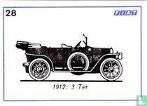 Fiat 3 Ter - 1912