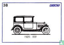 Fiat 509 - 1925