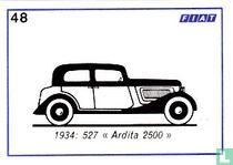 """Fiat 527 """"Ardita 2500"""" -1934"""
