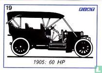 Fiat 60 HP - 1905