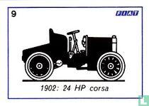 Fiat 24 HP corsa - 1902