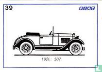Fiat 507 - 1926