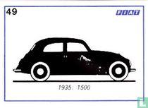 Fiat 1500 - 1935