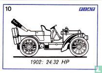 Fiat 24/32 HP - 1902