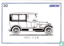 Fiat 3-3 A - 1913
