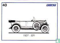 Fiat 520 - 1927