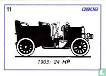 Fiat 24 HP - 1903