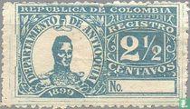 Registration stamp - J.M. Cordoba