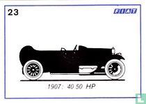 Fiat 40 50 HP - 1907