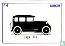 Fiat 514 -1929