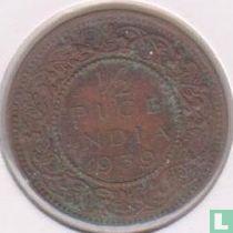 Brits-Indië ½ pice 1939 (Bombay)