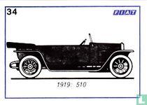 Fiat 501 - 1919