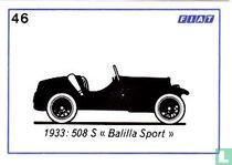 """Fiat 508 S """"Balilla Sport"""" -1933"""