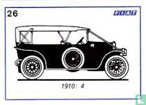 Fiat 4 - 1910