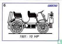 Fiat 10 HP - 1901