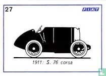 Fiat S. 76 corsa - 1911
