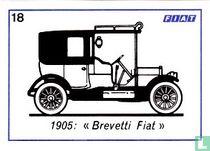 "Fiat ""Brevetti Fiat"" - 1905"