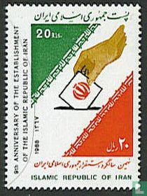 9e verjaardag van de Islamitische Republiek Iran