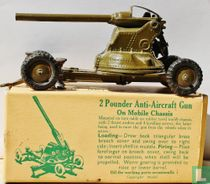 2 Pounder Anti-Aircraft Gun on Mobile Chassis 2nd Version