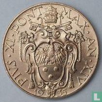 Vaticaan 2 lire 1935