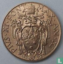Vaticaan 50 centesimi 1932