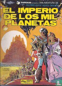 El Imperio de los mil planetas