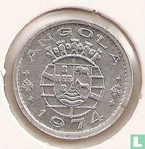 Angola 10 centavos 1974