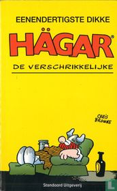 Eenendertigste dikke Hägar