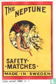 The Neptune safety matches