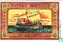 Patent matches - Argosy