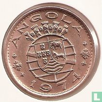 Angola 1 escudo 1974