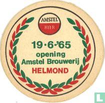 Opening Amstel Brouwerij Helmond / De Amstel Brouwerij N.V. werd in 1870 opgericht