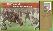 "Australia 1 dollar 2008 (Numisbrief) ""150 Years of Australian Football"""