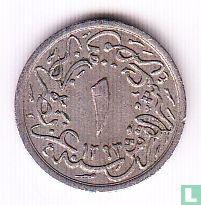 Ägypten 1/10 Qirsh 1895 (Jahr 1293/21)