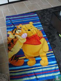 Winnie the Pooh met Tijgertje strandlaken